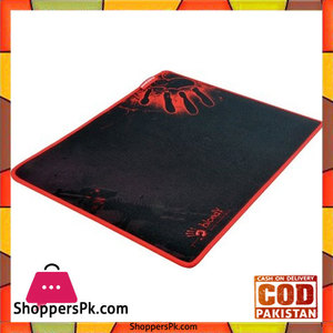 A4Tech Bloody Gaming Mouse Pad -350x280x4mm Black #B081