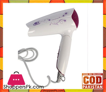 Anex  Ag-7016  Hair Dryer  White