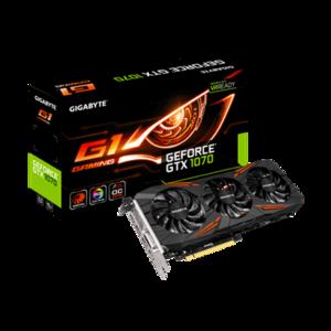 GIGABYTE Nvidia GTX 1070  G1 Gaming