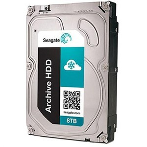 Seagate Archive HDD v2 ST8000AS0002 8TB 5900 RPM 128MB Cache SATA 6.0Gb/s 3.5 Internal Hard Drive