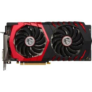 MSI NVIDIA GeForce GTX 1060 GAMING X BV 6GB GDDR5 PCI Express 3.0 Graphics Card  Black/Red