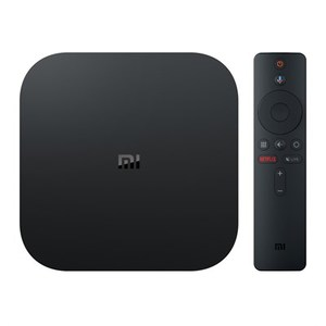 Xiaomi Mi Box S  4K Ultra HD Streaming Media Player  Google Assistant | Chromecast Built-in  MDZ-22-AB