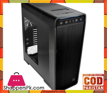 Thermaltake Urban S71 full-tower windowed chassis VP500M1W2N