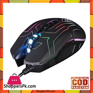 A4TECH Rgb Gaming Mouse in Pakistan X77