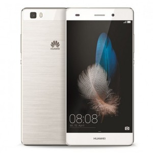 Huawei P8 Lite  - 5.0 - 16GB - 2GB RAM - 13MP Camera - 4G LTE - White