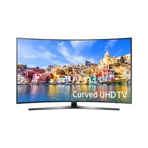 Samsung KU7500 - Curved 4K UHD LED - 49 - Titan Silver