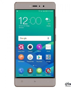 QMobile Z12 Pro - 5.5 IPS Display - 3GB RAM - 13 MP - 1.3 Ghz Octa-Core - Coffee