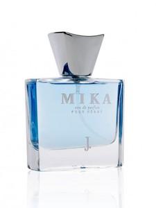 Junaid Jamshed Mika Perfume For Men - Light Blue