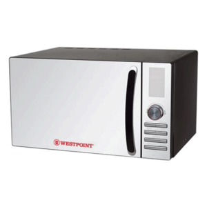 Microwave Oven - 30 Liter Capacity - Silver