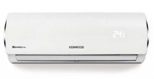Kenwood E Inverter Pro KEP-1210S 75% Saving 1 Ton Split AC - White