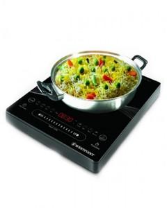 Deluxe Induction Cooker - 2100Watt - Black