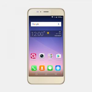 QMobile CS1 Plus - 5.5 - 32GB - 3GB - Gold