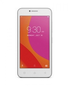 Lenovo B A2016 - 8GB - 5 MP Camera - Dual SIM - 4G LTE - White