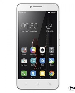 Lenovo A2020 - Vibe - 5.0 - 8GB - 8 MP Camera - White