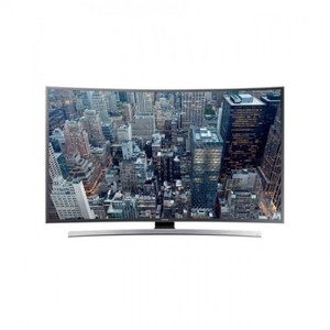 Samsung KU7350 - 49 Curved 4K UHD Smart LED TV - Black