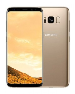Samsung S8 - 5.8 - QHD+ Display - 4GB RAM - 64GB ROM  - Gold