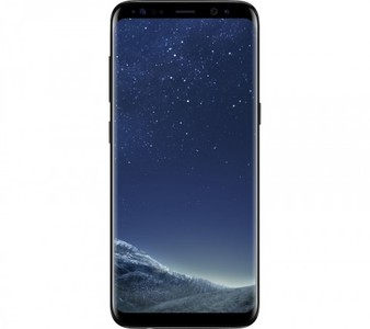 Samsung S8 - 5.8 - QHD+ Display - 4GB RAM - 64GB ROM  - Black