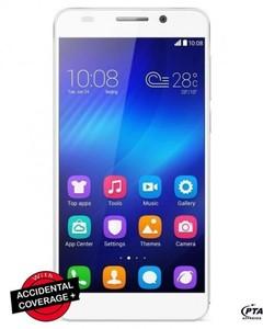 Huawei Honor 6x - 5.5 - 32 GB HDD - 3 GB RAM - 12 MP Camera - Dual Sim - Silver