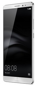 Huawei Mate 8 - 6.0 Inches - 32GB - 16 MP - Dual SIM - Silver