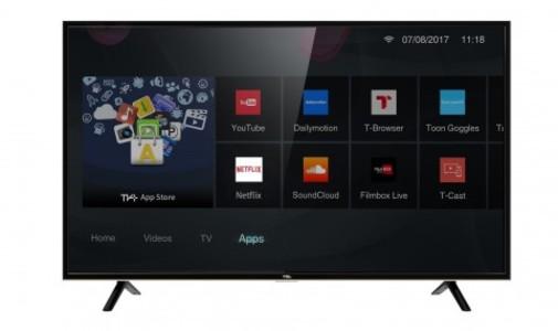 TCL S62 - Smart HD LED TV - 32 - Black