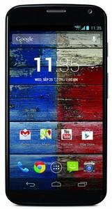 Motorola Moto X - 4.7 - Dual Core - Black