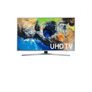 Samsung MU7350 - Curved 4K UHD Smart TV - 49 - Black