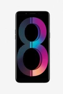 OppoA83- 5.7 Inch - 64GB - 4GB - 16MP - Black