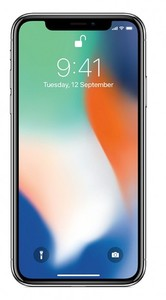 Apple iPhone X - 5.8 - 64GB - 3GB - 12 MP - Silver