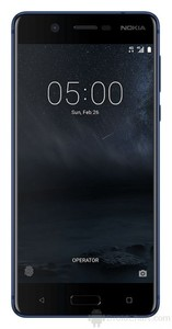 Nokia 5 - 16GB - 2GB - 5.2 - Black