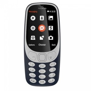 Nokia3310 3G - 2.4 - Dual Sim - Blue