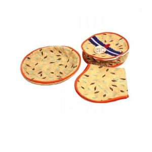 Pack Of 3 - Roti Basket - Multicolor