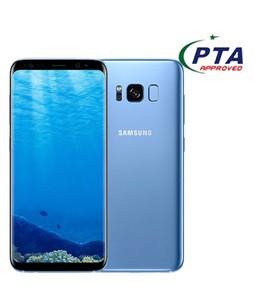 Samsung Galaxy S8 64GB Dual Sim Blue (G950FD) - Official Warranty