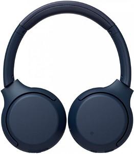 Sony Extra Bass Wireless Headphones Blue (WH-XB700)