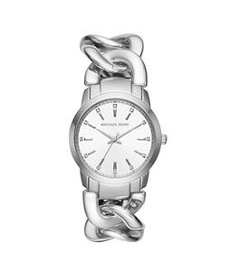 Michael Kors Elena Womens Watch Silver (MK3607)