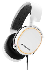 SteelSeries Arctis 5 2019 Edition Wireless Gaming Headset White