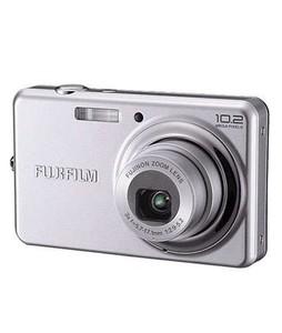 Fujifilm FinePix J27 Digital Camera (Silver)