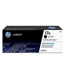 The8pm Store LaserJet Toner 17A Cartridge Printer Black (CF217A)
