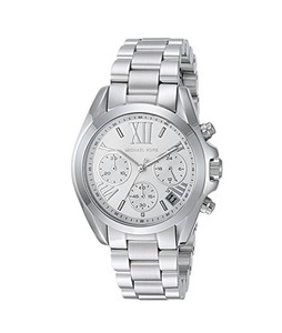 Michael Kors Mini Bradshaw Womens Watch Silver (MK6174)