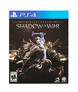 Middle-Earth: Shadow Of War Game For PS4