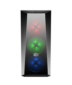 Cooler Master MasterBox Lite 5 RGB Mid-Tower PC Casing Black (MCW-L5S3-KGNN-03)