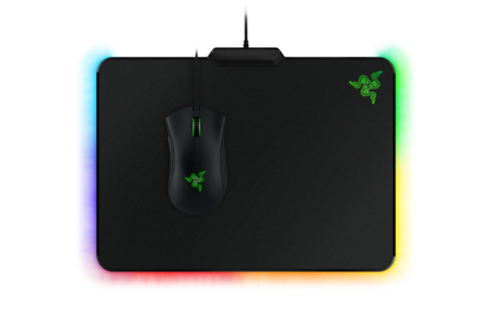 Razer Firefly Hard Edition Gaming Mouse Pad