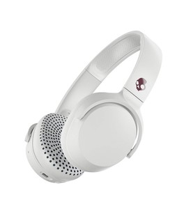 Skullcandy Riff On-Ear Wilreless With Mic Vice/Gray/Crimson (S5PXW-L635)