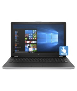 HP 15.6 Core i5 7th Gen 2TB Touch Notebook (15-BS095MS) - Refurbished