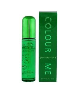 Milton Lloyd Colour Me Green EDT Perfume For Men 50ml