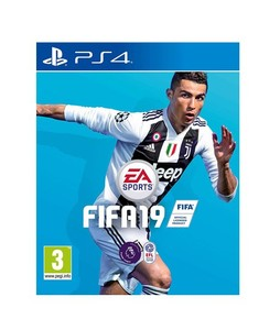 FIFA 19 Game For PS4 - Region 3