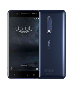 Nokia 5 16GB 2GB RAM Dual Sim Tempered Blue - Official Warranty