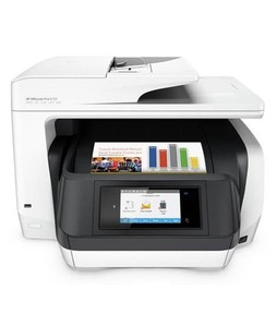 HP OfficeJet Pro 8720 Printer White (D9L19A)