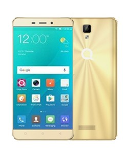 QMobile J5 16GB Dual Sim Gold