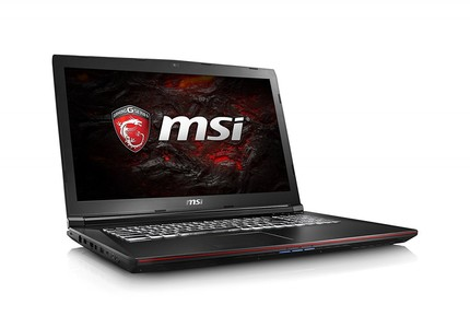MSI GP72VR Leopard Pro-284 17.3 Core i7 7th Gen GeForce GTX 1060 Gaming Notebook