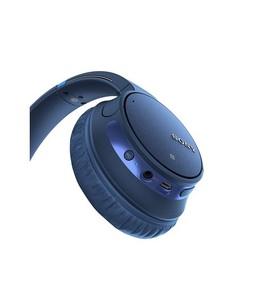 Sony WH-CH700N Wireless Noise Canceling Headphones (Blue)